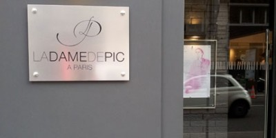 photo Restaurant La Dame de Pic, Paris 2
