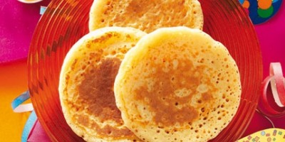 photo Recette de Blinis