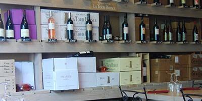 photo Bar à Vins épicerie, Fruits de la passion, Belgique