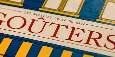 photo Les recettes Culte du rayon Goûters aux Editions Marabout