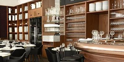 Restaurant Lazare à Paris par Eric Frechon