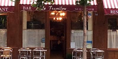 photo Restaurant Le Trumilou, Paris 4