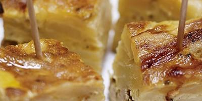 photo Tortilla au foie gras et au poivre de Sichuan de Fred Chesneau