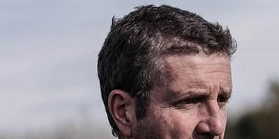 photo Hervé Gallard, paysan, éleveur en Bourgogne