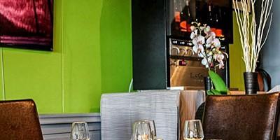 """photo Restaurant """"Le Saint Georges"""" Quand Palavas rime avec Pézenas"""
