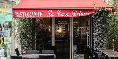 photo Restaurant italien, La Casa Belucci, Paris 17