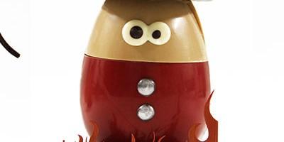 photo Pâques 2014, quand humour et art inspirent les chocolatiers