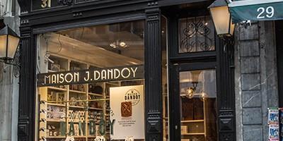 photo Dandoy, la plus ancienne biscuiterie de Bruxelles