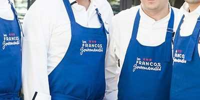 photo Yves Camdeborde parrain des Francos Gourmandes