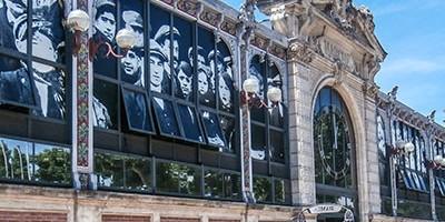 photo Les Halles Centrales de Narbonne