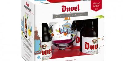 photo L'artiste brésilien Yan Sorgi signe le nouveau verre Duvel