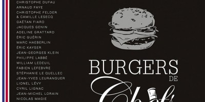photo Burgers de chefs, l'emblème de la Junk Food devient un must