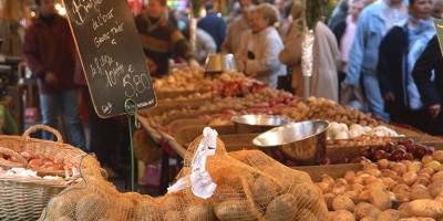 photo Comment bien choisir les pommes de terre ?