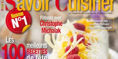 photo Savoir Cuisiner, un Nouveau Magazine de cuisine, un de plus !