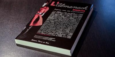 photo L'Almanach Insolite... Insolite oui,  mais pas que !