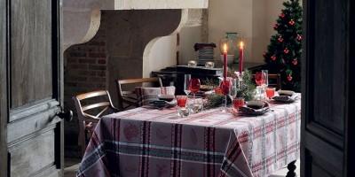 photo Tables de Noël 2014