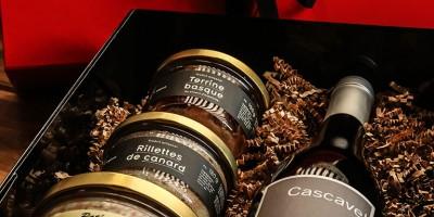 photo Des Coffrets gourmands, idée Cadeau de Noël #3