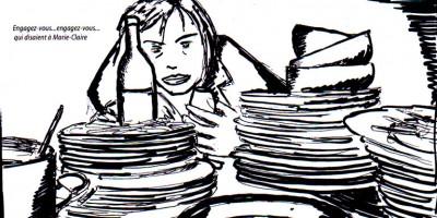 photo 7 bonnes raisons de ne pas sortir avec un Chef Cuisinier !