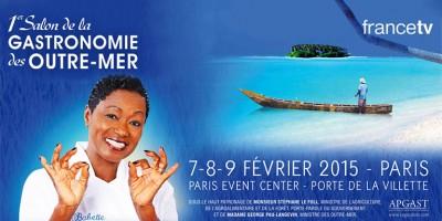 photo Premier salon de la gastronomie des Outre-mer une initiative de Babette de Rozières