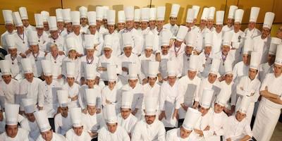photo La 25ème Edition des MOF cuisiniers accueille 8 nouveaux lauréats