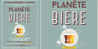 photo Salon Planète Bière, les 29 et 30 mars 2015 à Paris