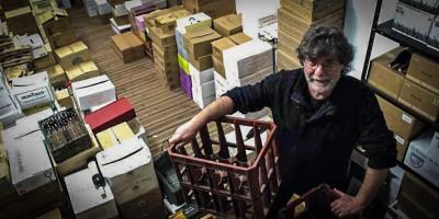 Jean-Marc Imberdis, ex libraire, vendeur de vins, et organisateur de salon champêtre