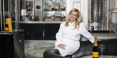 photo Hélène Darroze, Meilleure Femme Chef du Monde 2015
