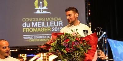 photo Le Meilleur fromager du Monde 2015 est français
