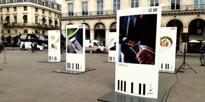 photo Sur le vif, une exposition photos qui inaugure la Fête de la Gastronomie