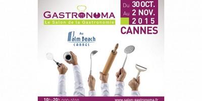 photo Salon Gastronoma ou quand la gastronomie fait son festival de Cannes
