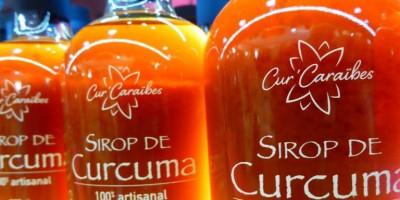 photo Sirop de Curcuma, la petite bouteille pleine d'énergie !