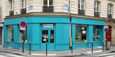 photo Biocoop21, une boutique éphémère 100% bio et vrac ouvre à Paris