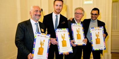 photo Prix Gastronomades 2015 remis au Sénat