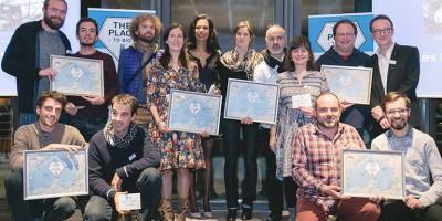 photo Prix The Place to Bio, le palmarès 2015 des restaurants engagés