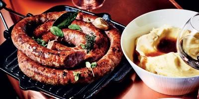 photo Meilleure Saucisse Purée de Paris, Le Lazare décroche la timbale