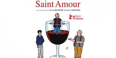 photo Cinéma, Saint-Amour, un film à voir sans modération de Benoît Delépine & Gustave Kervern