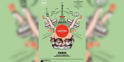 photo Omnivore Paris 2016, la jeune Cuisine se retrouve à la Mutualité pour 3 jours de festival