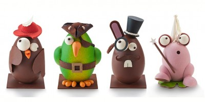 photo Oeufs de Pâques parfaits,  nos bonnes idées gourmandes !