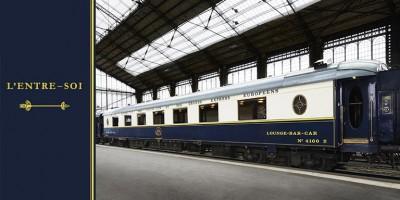 photo Yannick Alleno et Yann Couvreur régalent la Haute-Société à La table de l'Orient Express