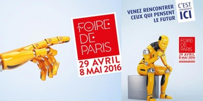 photo Foire de Paris 2016, l'innovation dans nos assiettes