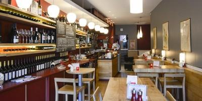 photo VinoVino bar à vins, Namur en Belgique