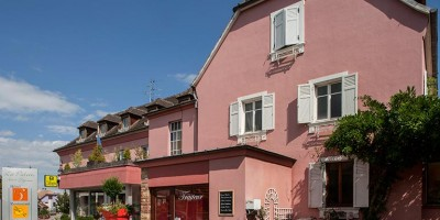photo Restaurant La Palette, Wettolsheim en Alsace