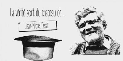 photo La vérité est dans le chapeau de...Jean-Michel Deiss, vigneron en Alsace, épisode 2