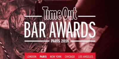 photo Les meilleurs bars de Paris récompensés aux TimeOut Bar Awards 2016