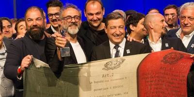 photo 50 best restaurants, l'Italien Osteria Francescana consacré Meilleur restaurant du monde