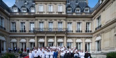 photo La gastronomie française ciment de l'amitié franco-américaine pour la fête de l'Independence Day !