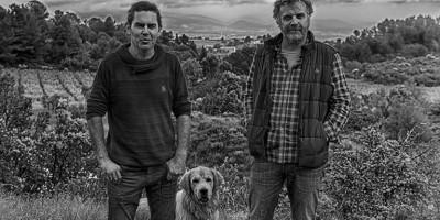 photo Les nouveaux cow-boys du vin sous le soleildu Pays d'Oc : Calmel & Joseph