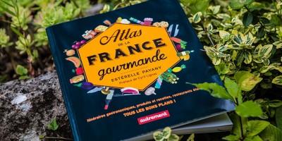 photo Atlas de la France Gourmande par Estérelle Payany