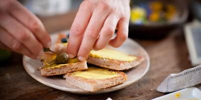 photo Beurre de fruit par Angèle Ferreux-Maeght, chef de la Guinguette d'Angèle