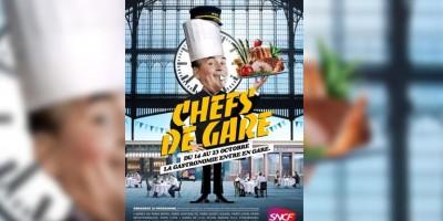 photo Chefs de Gare, ou quand la gastronomie investit les gares